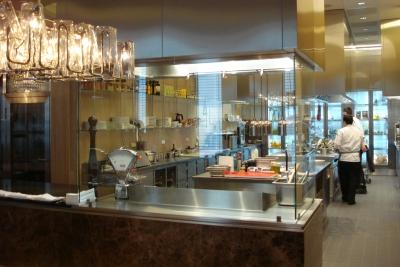 Jumeirah Frankfurt Show Kitchen Max on One